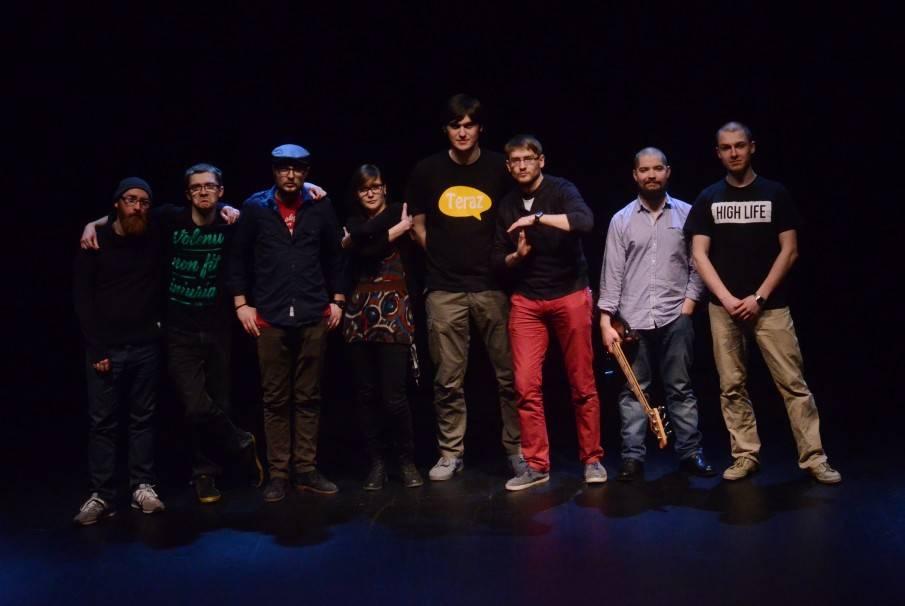 Szóste urodziny Grupy Teraz - spektakl improwizowany - Dwór Artusa Toruń