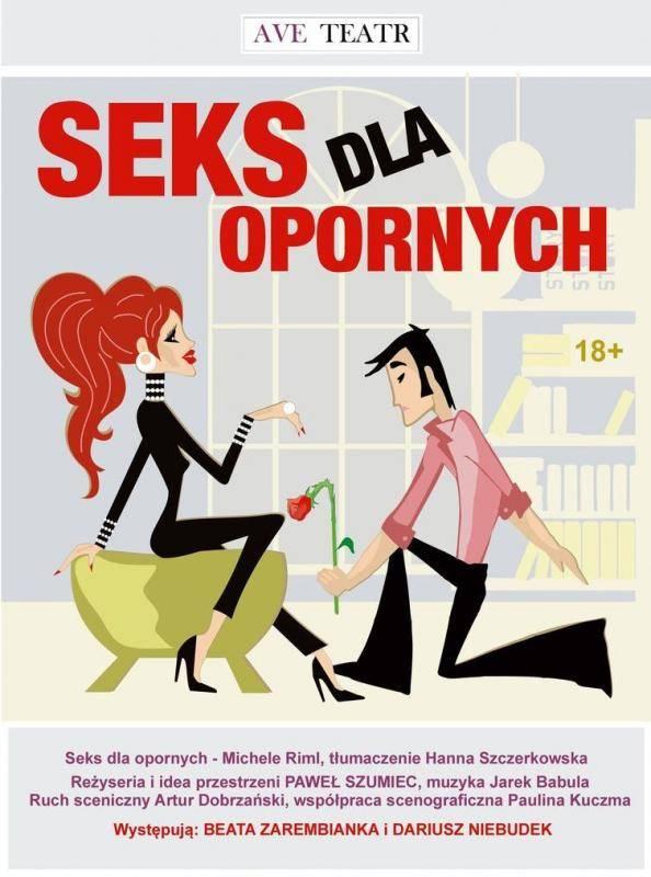 Rzeszów - komedia Seks dla opornych - Ave Teatr