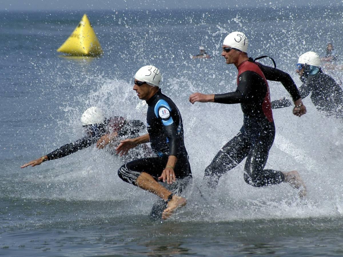 Mocarny Zbój IX: Mistrzostwa Amatorów w Cross-Triathlonie w Niedzicy