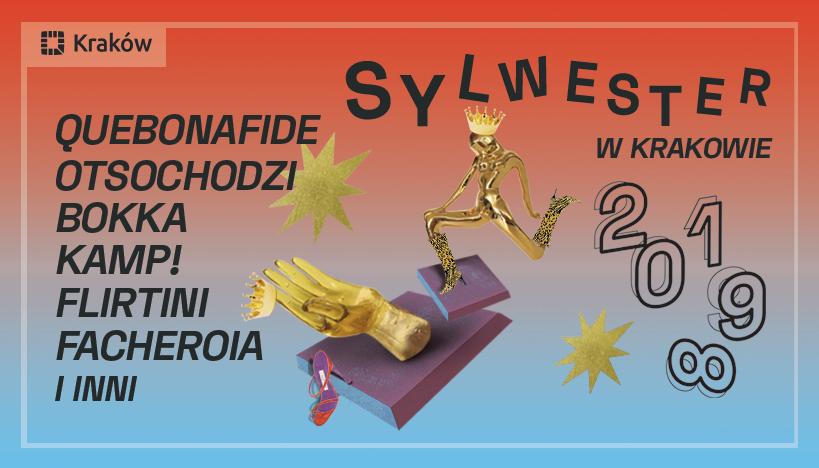 Sylwester 2018/2019 w Krakowie
