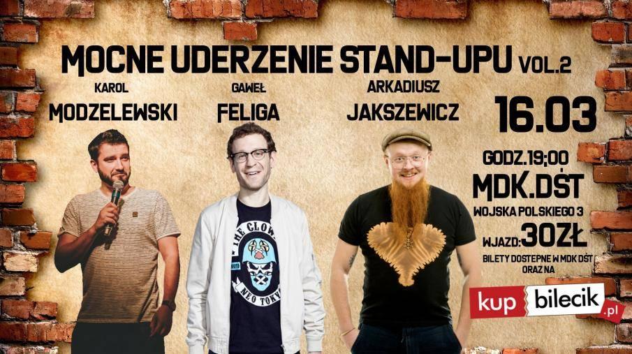 Mocne uderzenie stand-upu w Famie w Białymstoku