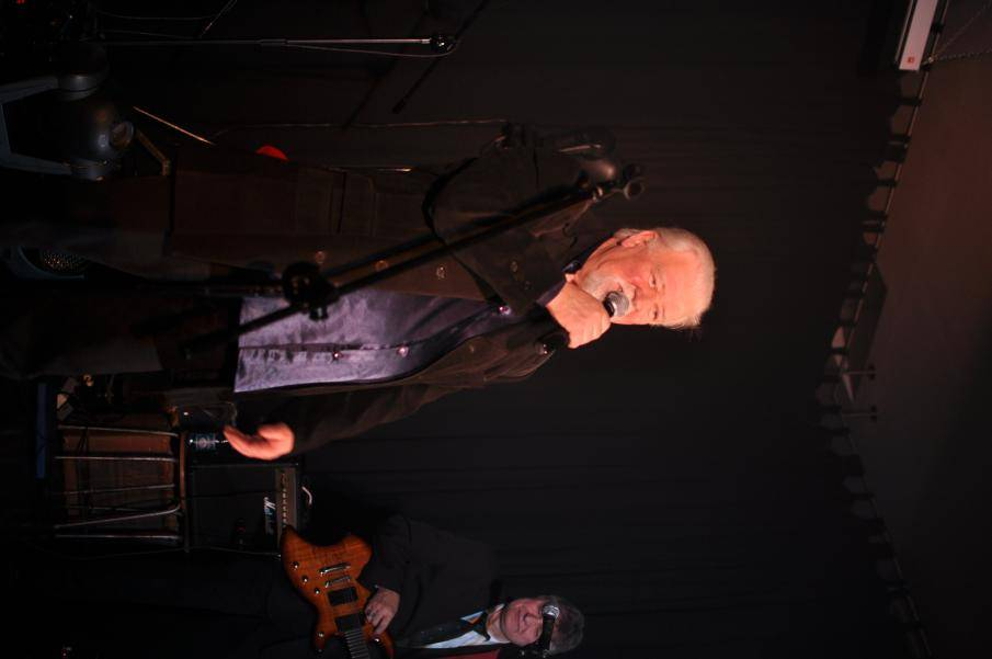 Bernard Dornowski ex Czerwone Gitary w Blues Club w Gdyni