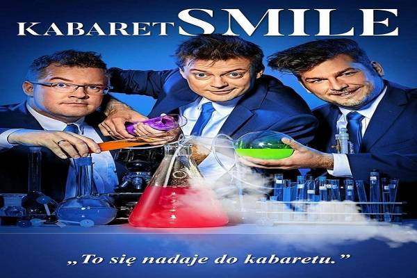 To się nadaje do kabaretu - nowy program Kabaretu Smile w Sanoku