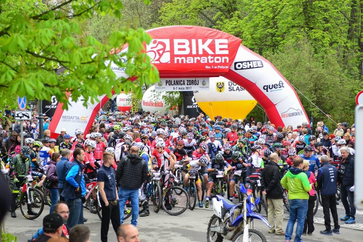 Bike Maraton 2018 w Polanicy-Zdroju