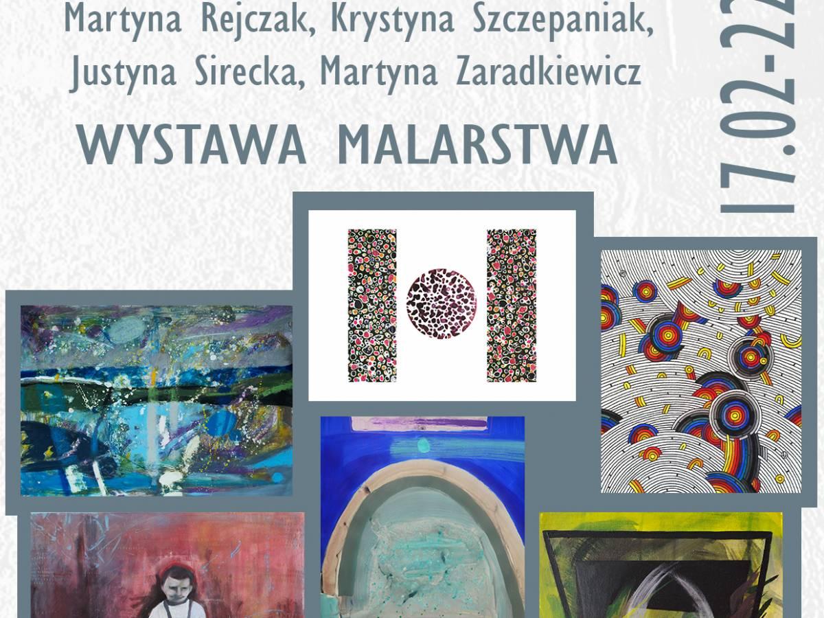 """Wystawa """"Relacje"""" w Elblągu"""