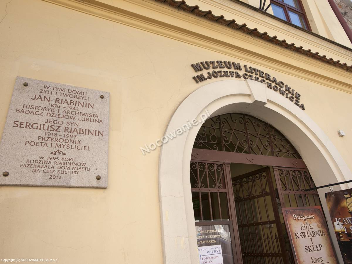 Muzeum Literackie Im Józefa Czechowicza Lublin