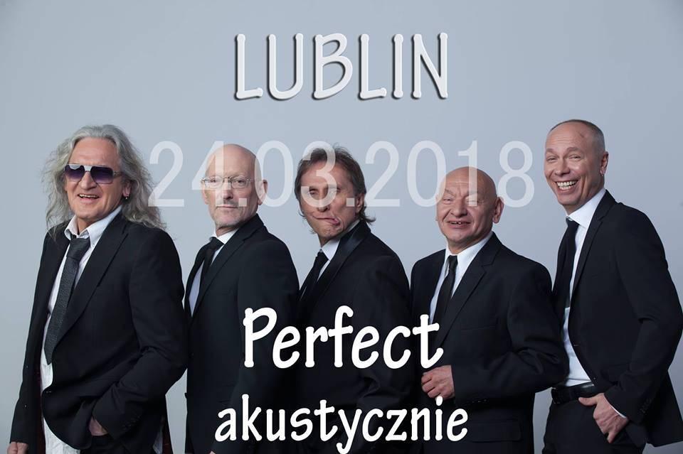 Koncert Perfect Akustycznie w Lublinie