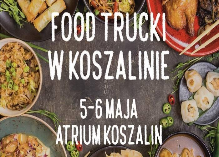 Zlot Foodtrucków w Koszalinie