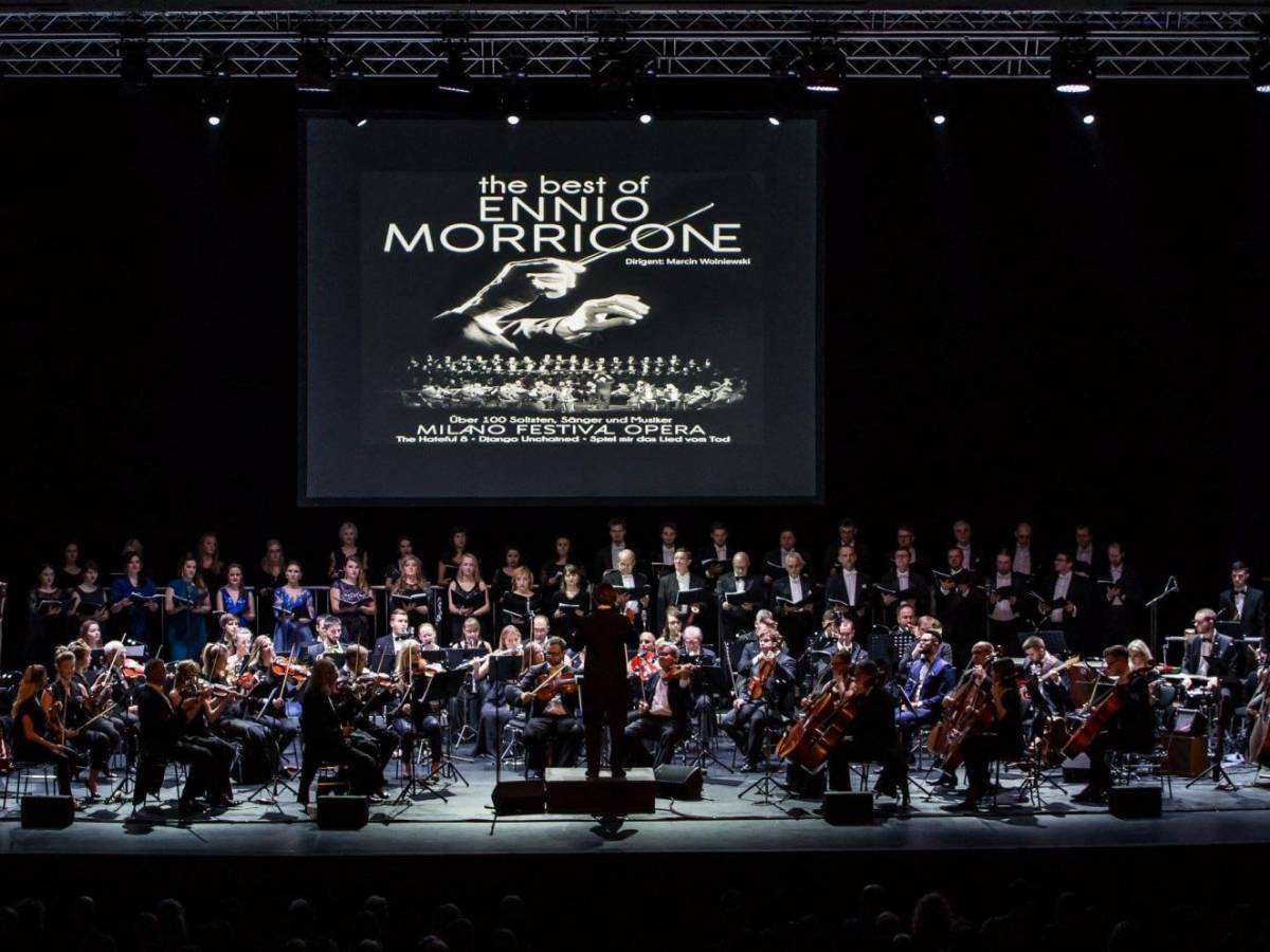 "Koncert ""The best of Ennio Morricone"" w Opolu"