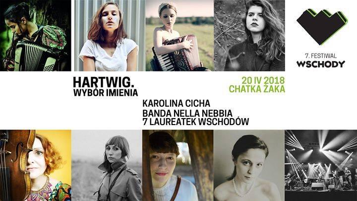 Koncert - Wschody: Hartwig. Wybór Imienia.: Lublin