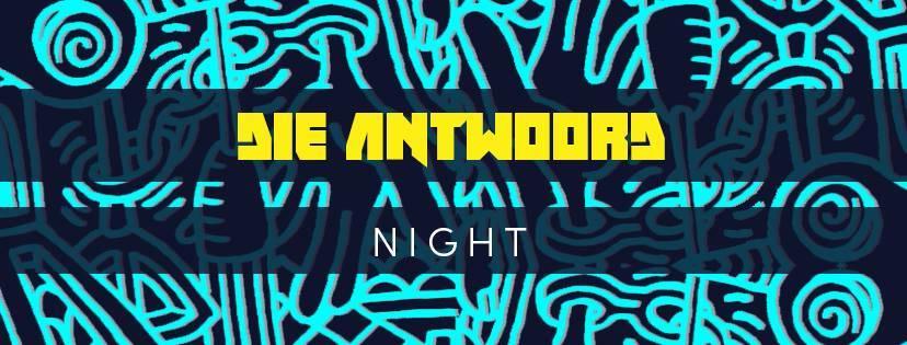 Die Antwoord Night we Wrocławiu