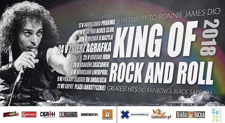 Koncert: Tribute to Ronnie James Dio- Krosno