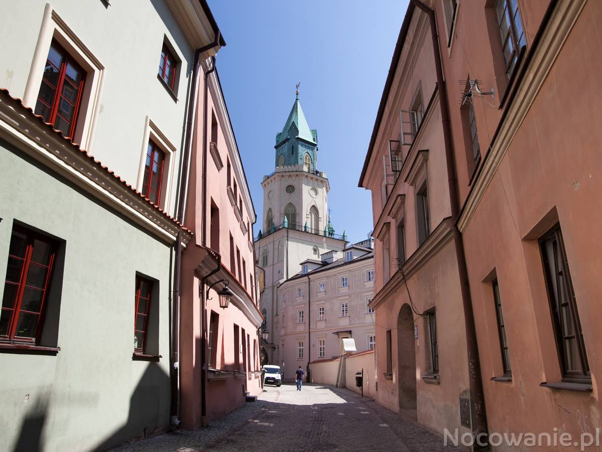Wycieczka po Starym Mieście w Lublinie - spotkanie 1