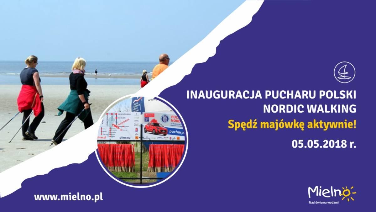 Puchar Polski Nordic Walking - Mielno