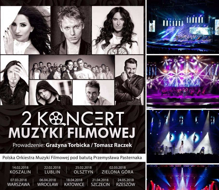 2. Koncert Muzyki Filmowej-Rzeszów