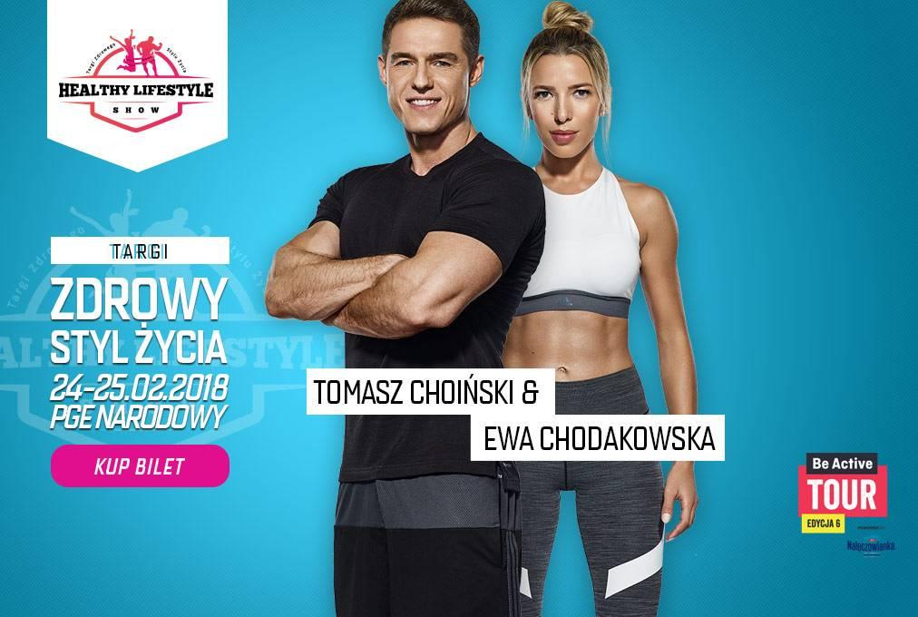 Targi Healthy Lifestyle Show 2018 w Warszawie