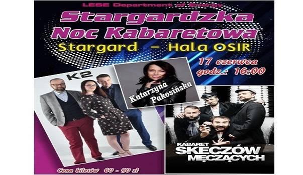 Stargardzka Noc Kabaretowa 2018