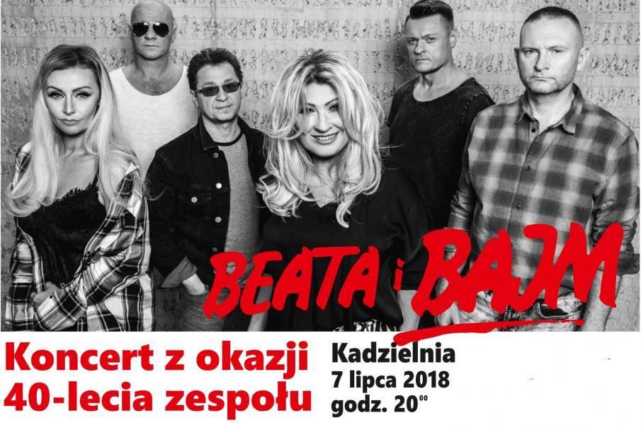 40 lecie zespołu BAJM w Kielcach