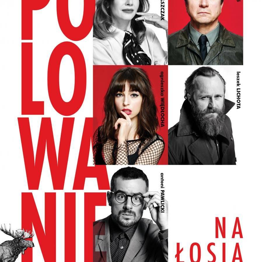 Spektakl komediowy - Polowane na łosia - Koszalin