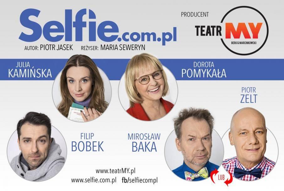 Spektakl - Selfie.com.pl - Inowrocław