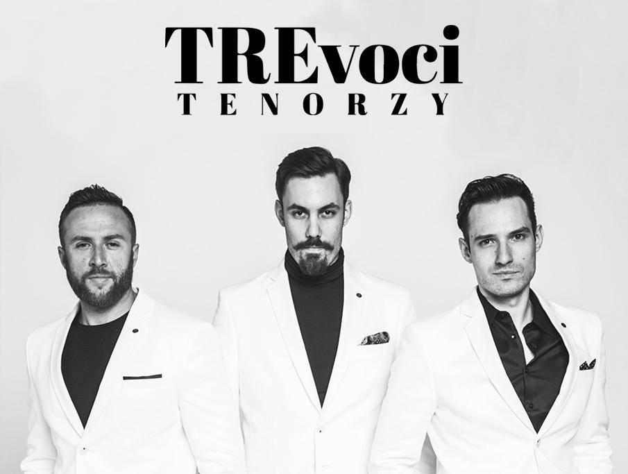 Tre Voci - Tenorzy - opera, musical, rozrywka w Poznaniu