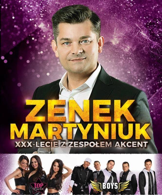 Koncert - XXX-lecie z zespołem Akcent - Wałbrzych