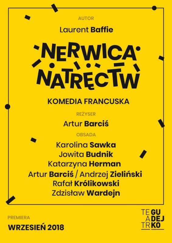 Spektakl - Nerwica Natręctw - Lublin