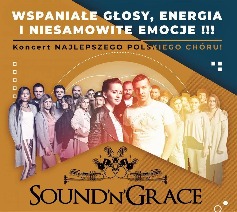 Koncert Sound'n'Grace w Częstochowie