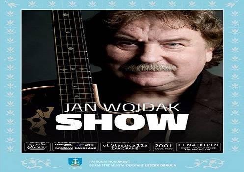 Jan Wojdak SHOW - koncert w Zakopanem