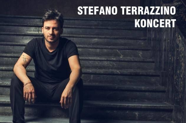 Koncert Stefano Terrazzino w Kielcach