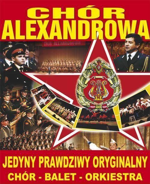 Chór Alexandrowa - Trasa 2018 - Olsztyn