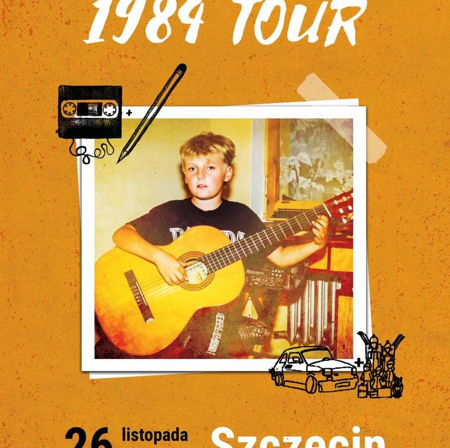 Paweł Domagała - 1984 Tour - Szczecin