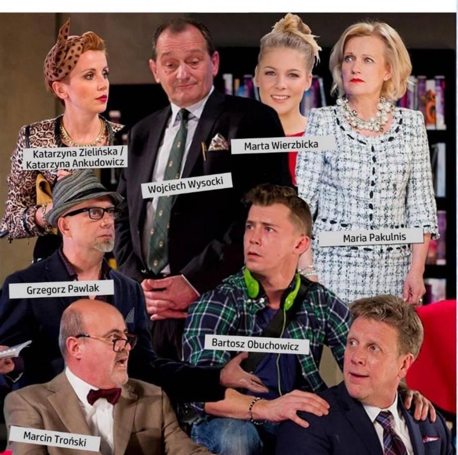 Konserwator ( Kochanie wróciłem) - spektakl w Inowrocławiu