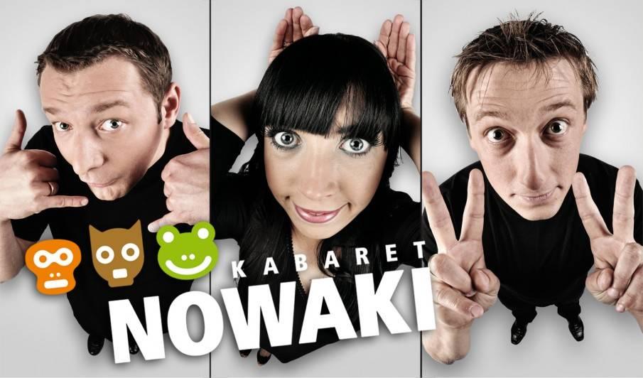 Kabaret Nowaki w Wadowicach