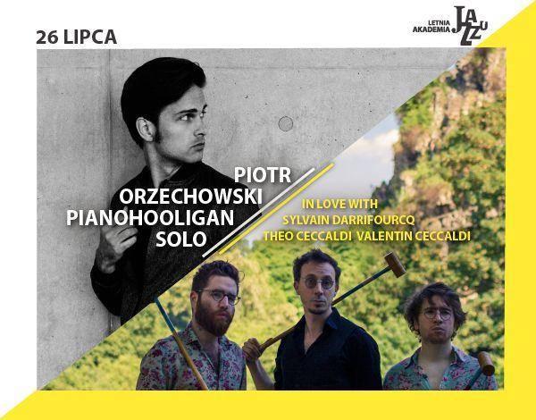 11. LAJ: In Love With / Piotr Orzechowski Pianohooliga - Łódź
