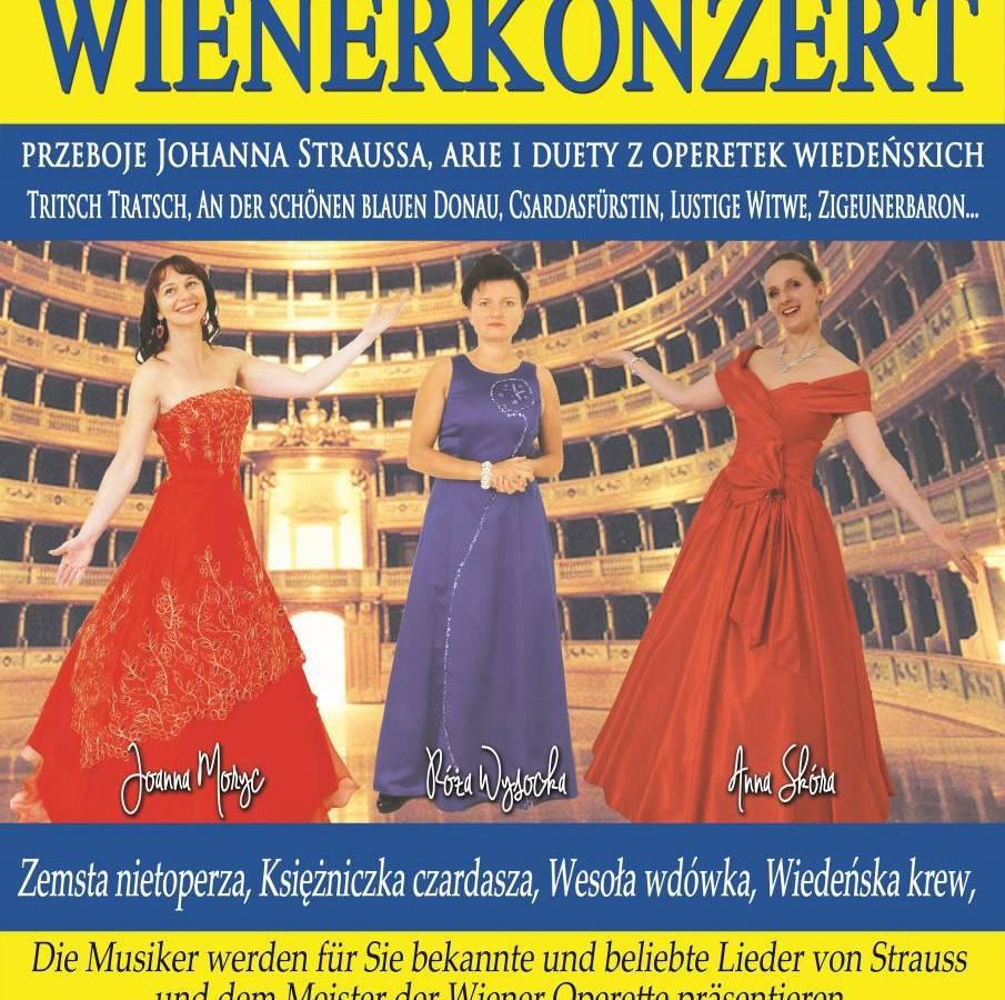 Koncert Wiedeński - Największe przeboje - Świeradów-Zdrój