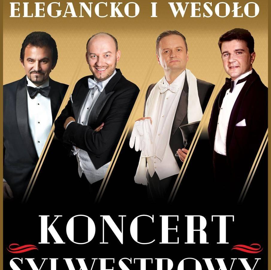 Koncert sylwestrowy w Toruniu