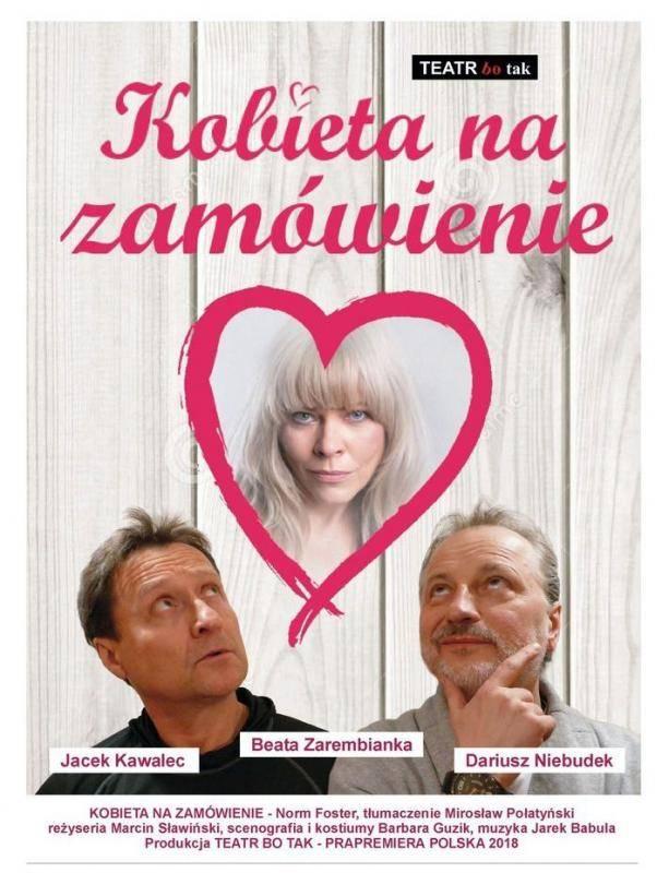 Kobieta na zamówienie - Teatr Bo Tak w Rzeszowie