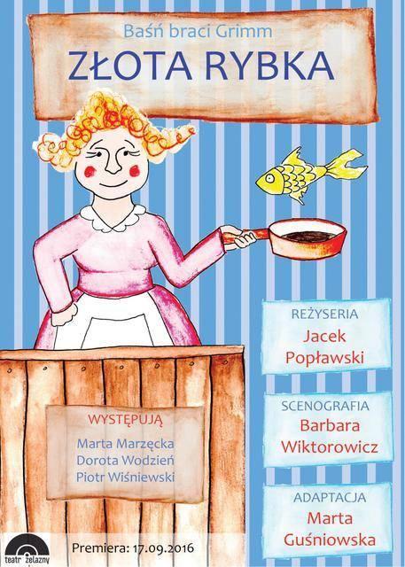 Złota Rybka - spektakl dla dzieci w Katowicach