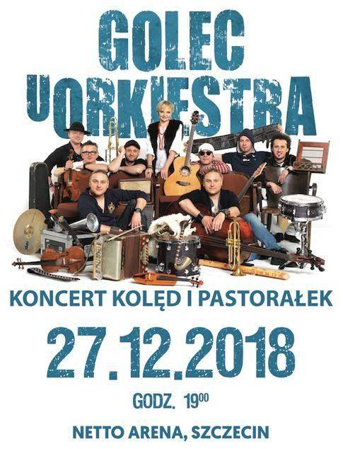 Koncert - Golec uOrkiestra - Szczecin