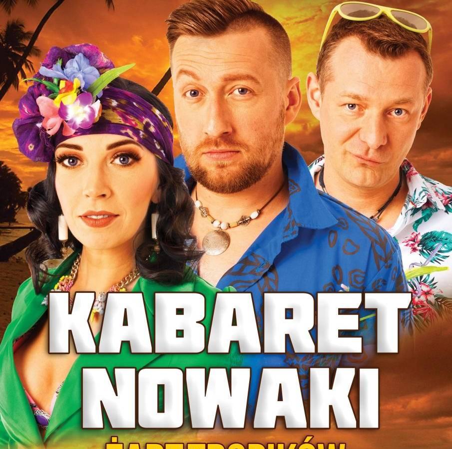 Żart tropików - Kabaret Nowaki w Dźwirzynie