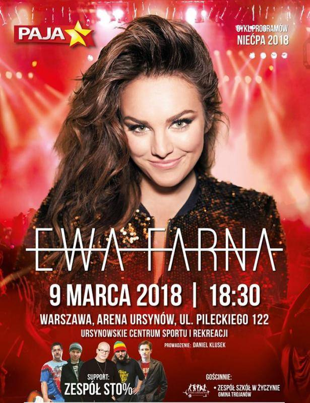 Koncert w ramach pierwszej edycji Ewa Fest - Cieszyn