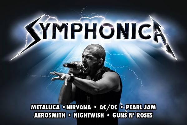 Widowisko multimedialne z muzyką - Symphonica - Toruń