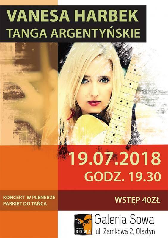 Vanesa Harbek - Tanga Argentyńskie - Olsztyn