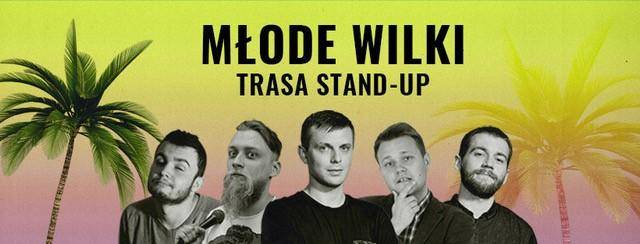 Trasa Młode Wilki: Stand-up Comedy w Krynicy Morskiej