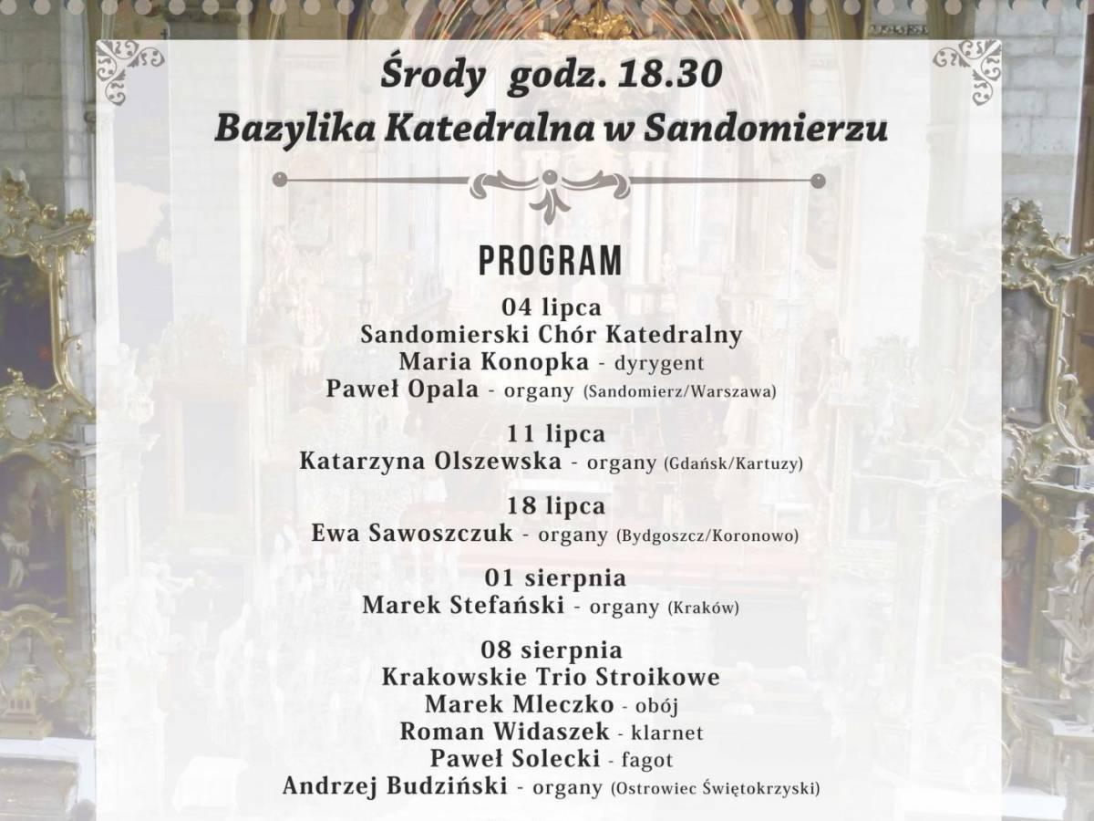 XXIX Sandomierskie Wieczory Organowe: Robert Brodacki