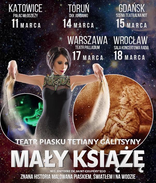 Teatr Piasku Tetiany Galitsyny