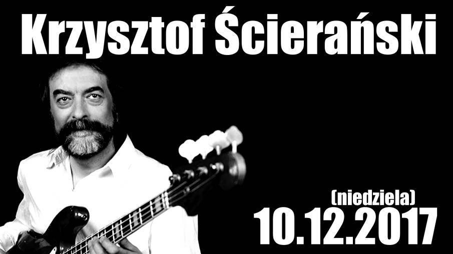 Krzysztof Ścierański - koncert w Gdyni