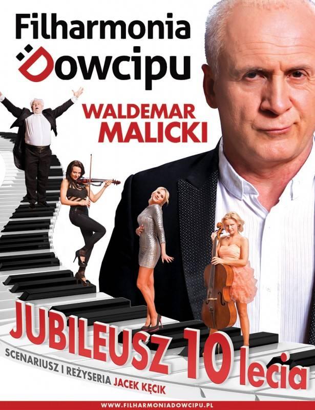 Filharmonia Dowcipu i Waldemar Malicki w Gdyni: Klasyka z Fortepianem Plus