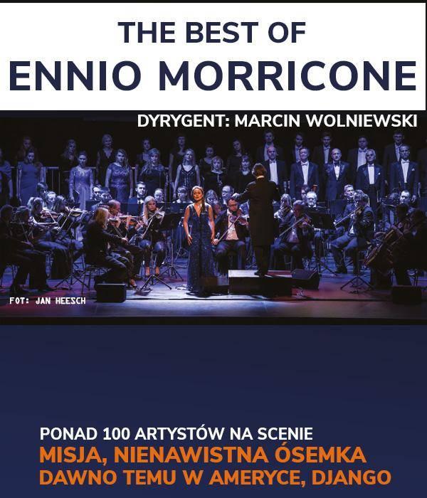 "Koncert ""The best of Ennio Morricone"" w Krakowie"